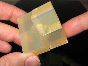 Minimis 2x2x1 puzzle cube