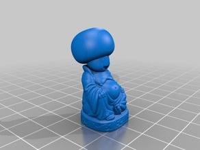 Toad Buddha