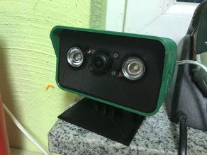 NOIR Webcam Case for RaspberryPi Zero