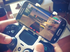 PS4 DualShock 4 - Smart Clip (Samsung Galaxy S4 Mini)
