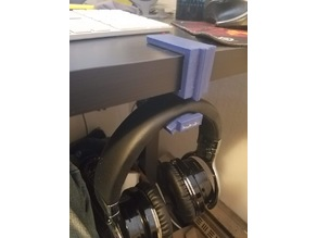 Headphone Hook for Desk