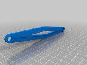 Battery holder bar