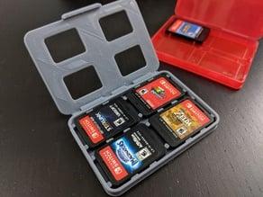 Nintendo Switch Cartridge case x4 - print in place