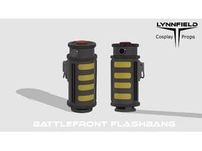 StarWars Battlefront Grenades - Bacta Flashbang and Dioxys