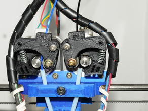 624ZZ bearing Arms for 3FPD-Replicator 2X - Extruder Upgrade