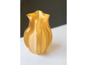 Vase of fours