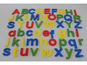 Letters / Alphabet