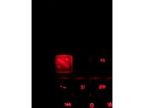 Dota 2 Cherry MX Keycap