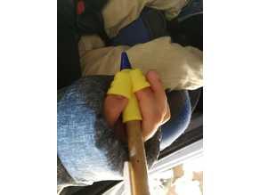 Writing Posture correction for children (pen holder helper)