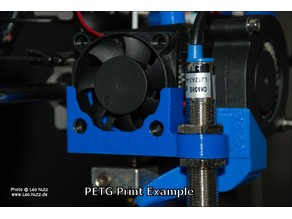 Anet A8 Fan & Sensor Holder