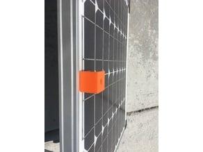 Solar Sun Dial For Solar Panels