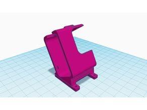 Hyperlow CG 30 degree GoPro Hero 5/6/7 mount