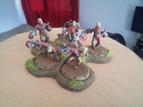 Wargaming Squad Base