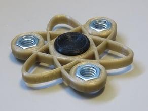 Atomic Nut Spinner