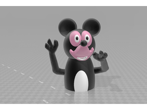 mickey mouse - colorprintable