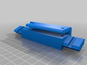 SVD/SWD/Dragunov K-Var mount mod for lower and angled scope