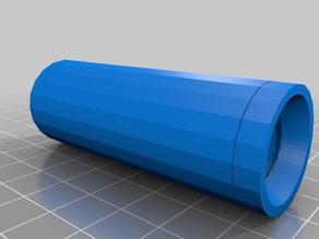 5/8-in Coupling for Polypropylene Drip Irrigation
