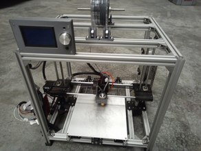 Anet A6 Evolution cube type printer
