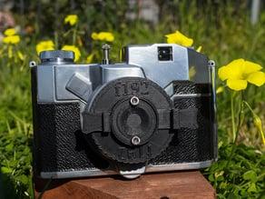 Koroll 6x 4.5 pinhole camera
