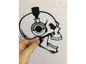 SKULL wall art /decoration