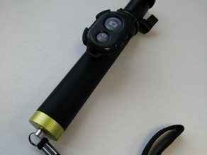 The holder for the button on the monopod selfie Xiaomi