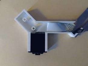 Add On CR10 µSD Card Holder