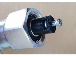 Sodastream cylinder adaptor