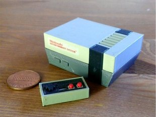 Mini Ninteno Entertainment System (NES)