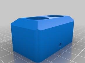 RadioShack Ultrasonic Range sensor mount 2760342