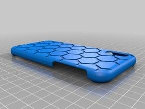 Remix - Iphone X Case - Honeycomb