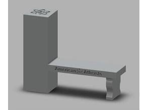 Atheist Bench