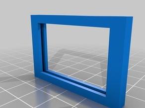 Case for Transparent Screen (SparkFun)