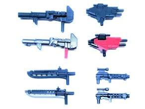 Transformers CW sunstreaker gunsword