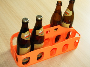 Beer tray  or bottle tray