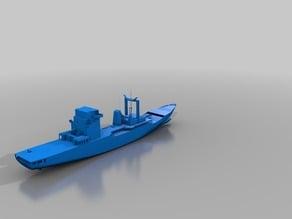 resupply ship stromboli
