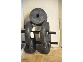 Dumbbells holder