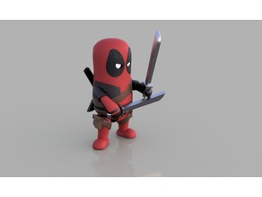 Mini Deadpool