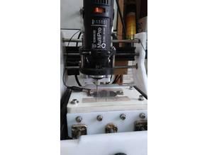 eleksmaker cnc dremel mount