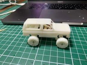 1:64 scale Crawler Blazer Radio Control