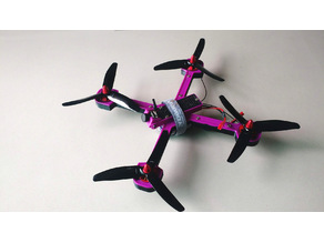 Quadcopter FPV 200mm v0.28 (2019)
