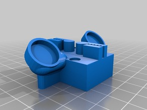 Carriage-V2 15mm Magnets 14mm height