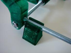 Foot for Mini-Mendel/Huxley RepRap Printer