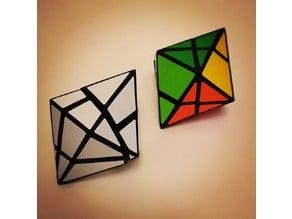 Hexagonal Dipyramid and Ghost Hexagonal Dipyramid 2x2 extensions