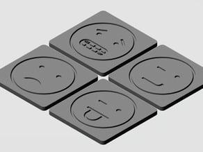 Mood Coasters