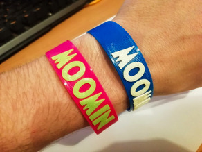 Bracelet Moomin