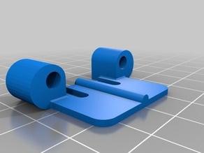 MP Select Mini Tripod screw mount Front Clip