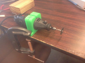Dremel 395 Holder (V2) for table top or vise