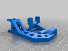 Anycubic i3 Mega Cable Chain for Bowden MK3 R3 X-carriage
