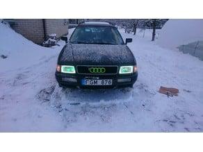 Audi 80 avant B4 front logo