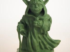 Yoda Walking